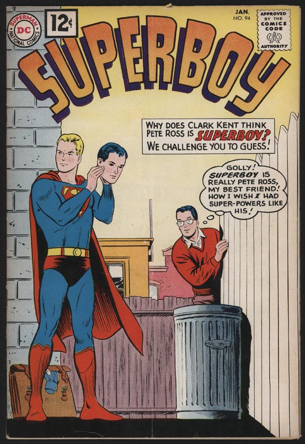 superboy stärker als 1000 sonnen